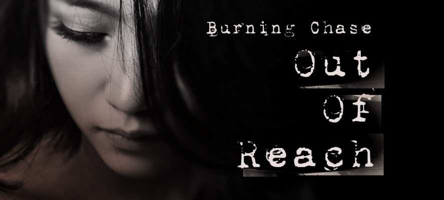 Burning Chase - Out Of Reach Cover